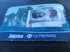 Билет в аквапарк Aquafan