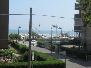 Наше море в Римини, Эмилья-Романия, Италия.