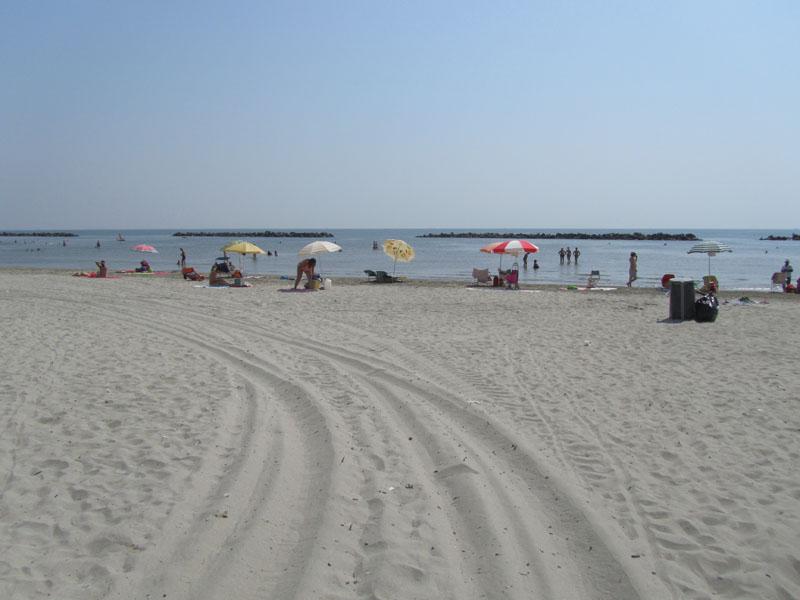 Пляж Лидо делле Национи
