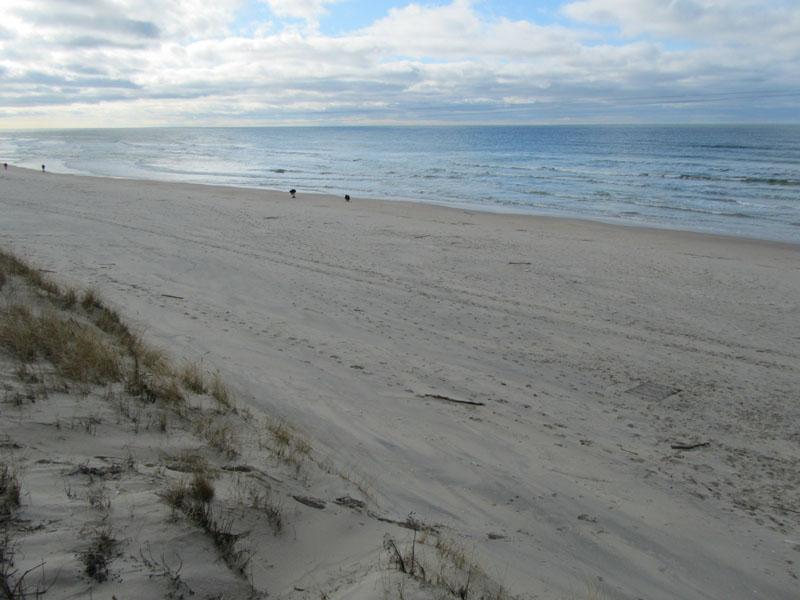 Балтийский невероятный пляж - Курсшкая коса, Клайпеда
