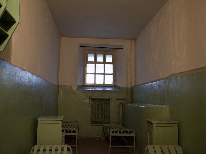 Камеры для заключенных
