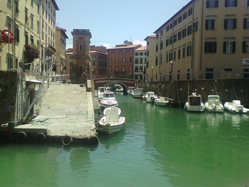 Ливорно - Тосканская Венеция
