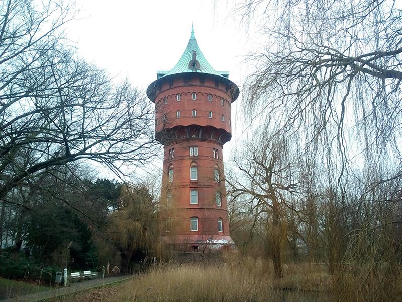 Водонапорная башня - символ города