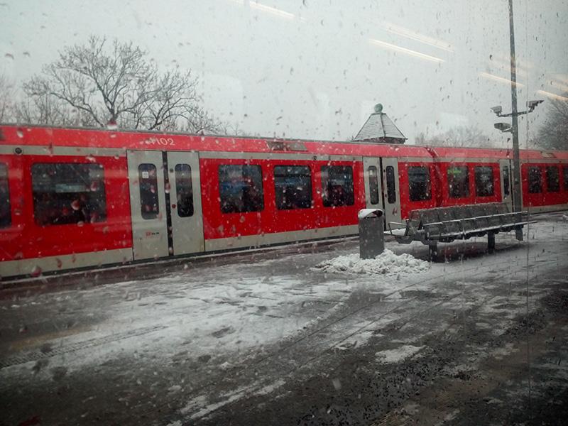 Станция Ohlsdorf
