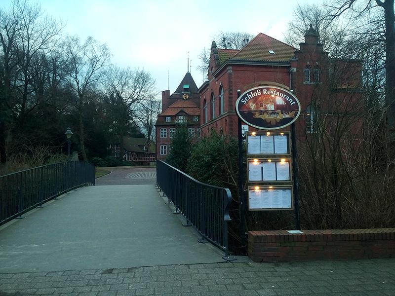Замок Ritzebuttel